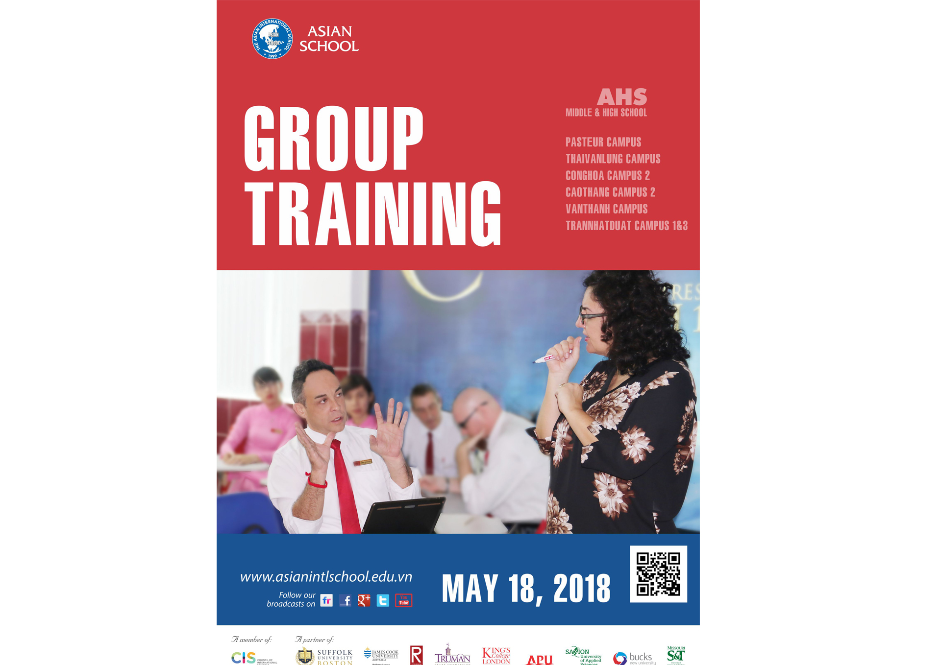 Group Training 2017-2018<img src='/App_Themes/Default/Images/iconnew.gif' alt='' />